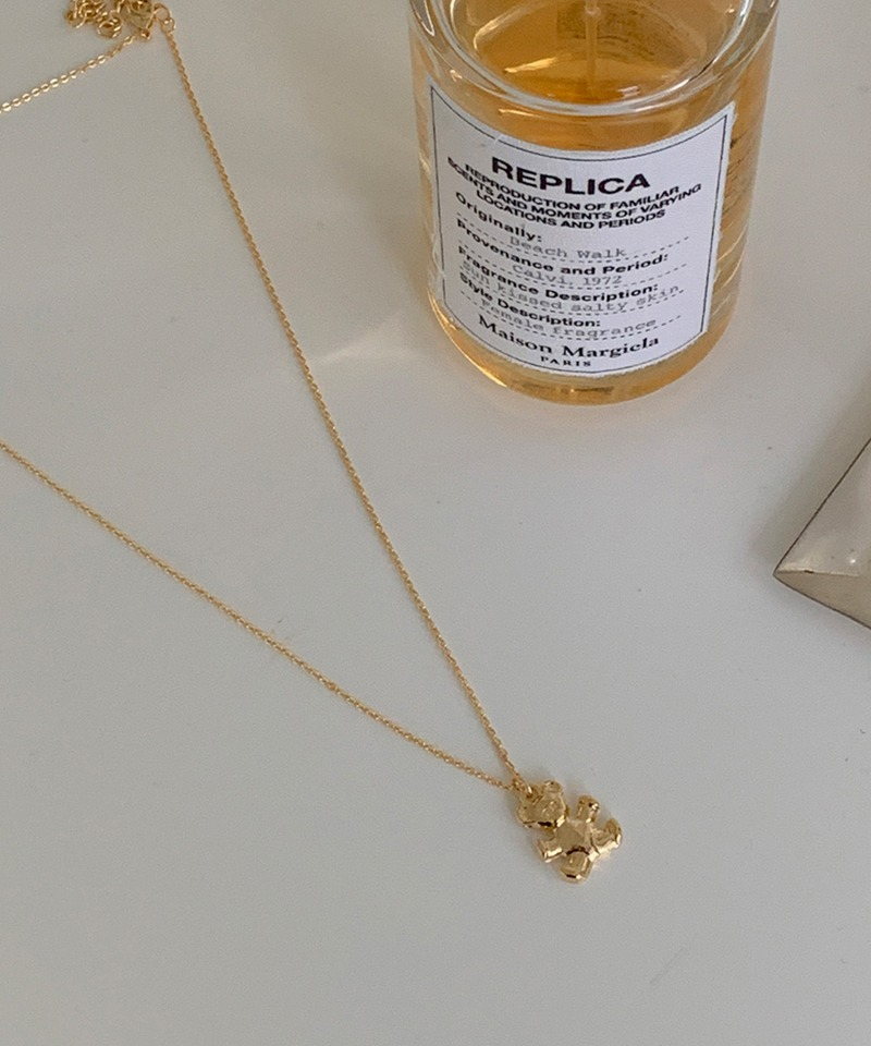 Teddy necklace Women's Clothing Shopping Mall DALTT