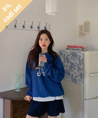 Taetae Vintage Sweatshirt + Rio Pants Women's Clothing Shopping Mall DALTT